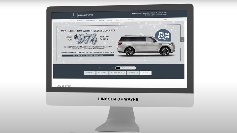 Lincoln On-Demand
