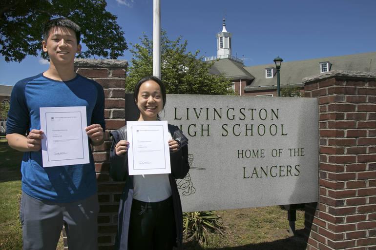Livingston High School Announces 2019 National Merit Scholars - TAPinto