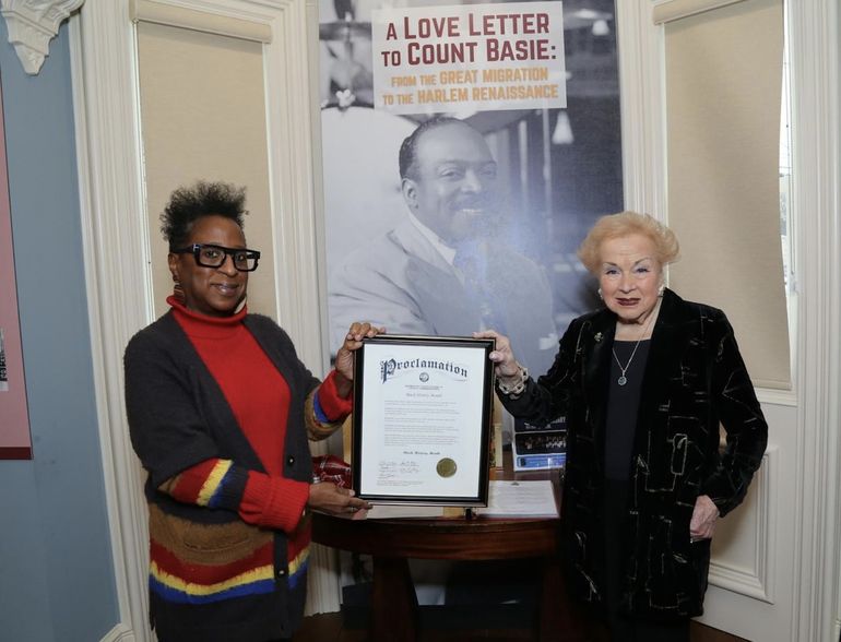 T. Thomas Fortune Cultural Center, in Red Bank Recognized by Monmouth County.