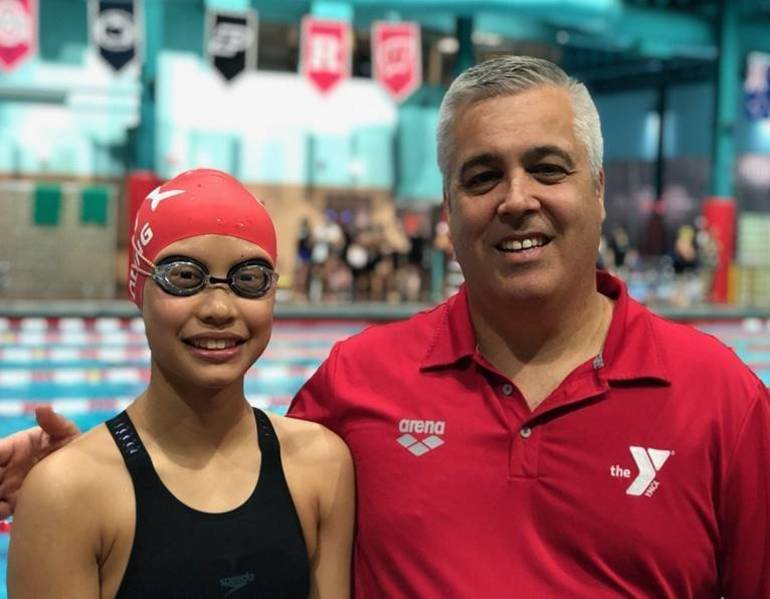 018c4bc4f Montclair YMCA Swimmers Outstanding Performance at Jeffrey S. Mace ...