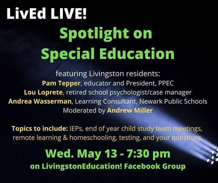 Livingston Education - Special Education Event.jpg