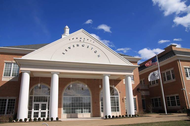 livingston town hall.JPG