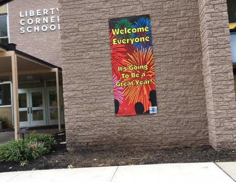 Liberty Corner School welcome