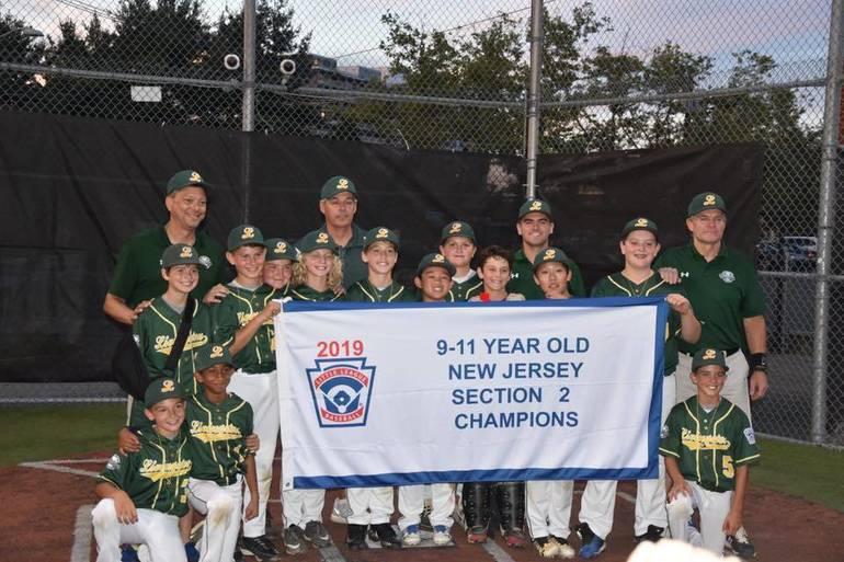 Livingston 11U Little League Section champs.jpg