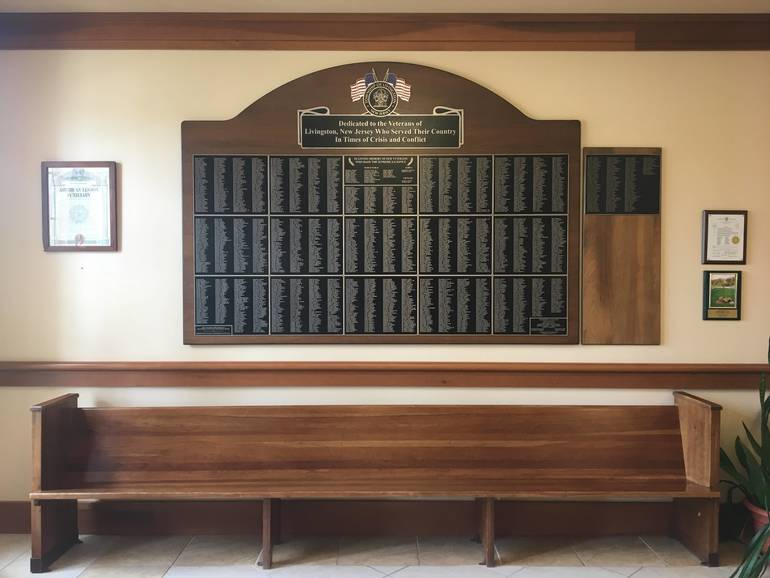 Livingston Military Wall of Honor 2.JPG