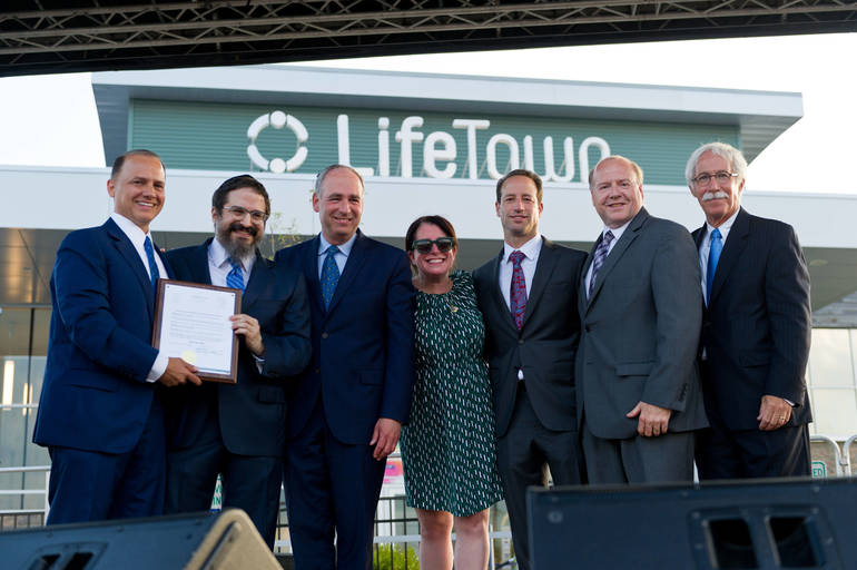 Thousands Attend Grand Opening Ceremony of LifeTown in Livingston