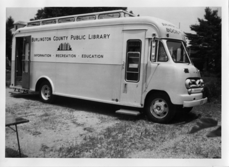 BurlCo Library System Turns 100; Yearlong Celebration Planned