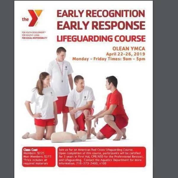 40e928ed43c4 YMCA to Offer Teens Weeklong First Aid