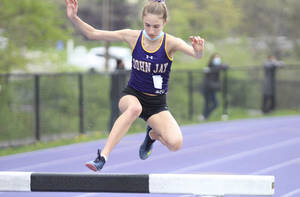 Track and Field: John Jay Falls to Somers