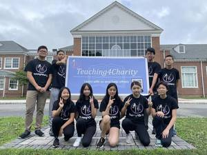 Livingston Teens Raise Funds for Impoverished Families with Launch of Teaching4Charity