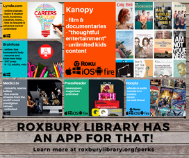 Roxbury Public Library Has An App for That