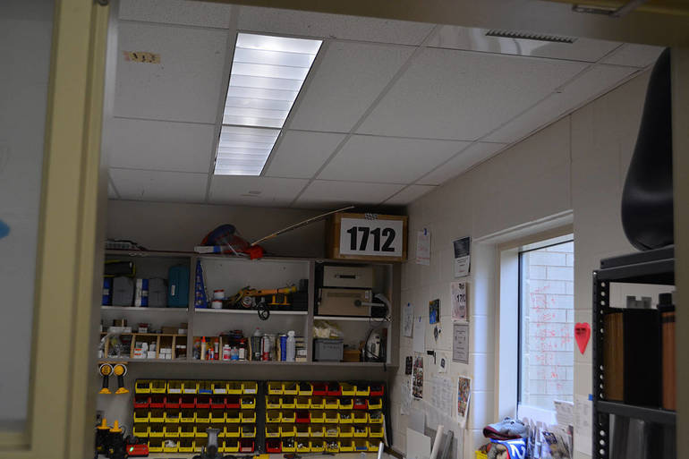 LMHS FRC Robotics Parts Inventory room 112 Dawgma new competition parts 1-5-2019 3.jpg