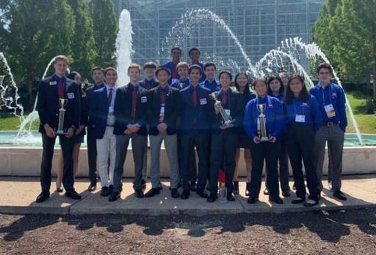 Lower Merion High School Technology Student Association National Conference 2019.jpg