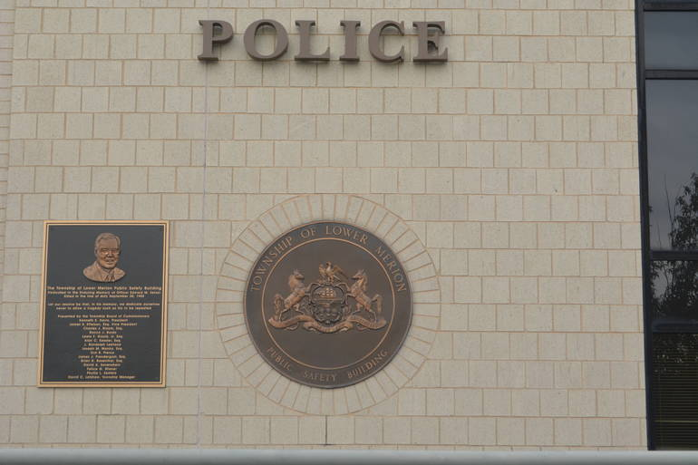 LMPD Public Safety Bldg Good Signage shot.JPG