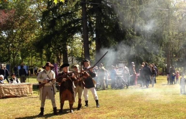 Training the militia