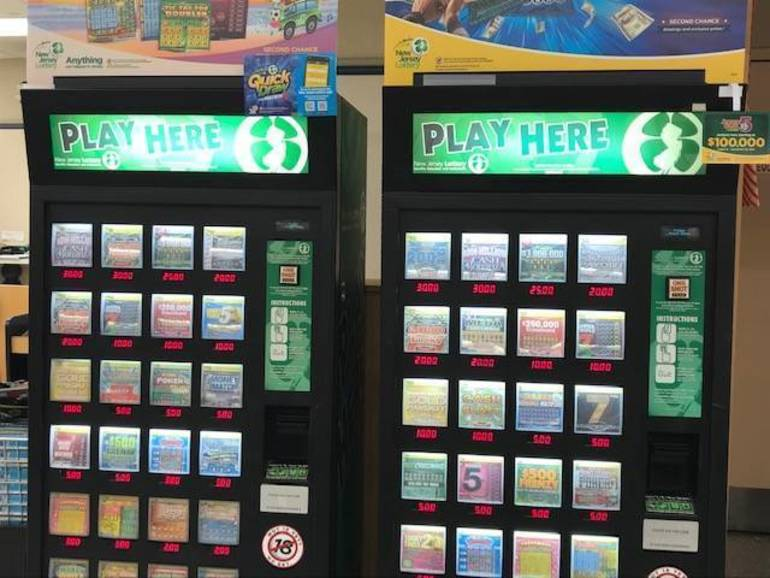 One of Two Jersey Jackpot Tickets Sold in Wrightstown, Is it You?