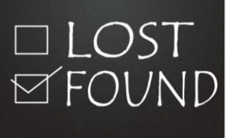 Lost Bike Found in Florham Park