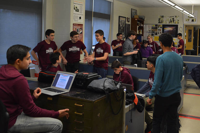 Lower Merion FRC DAWGMA 1712 Hosting New Competition 1-5-2019 (118).JPG