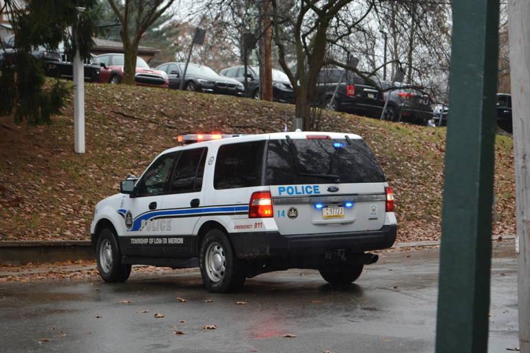 Lower Merion Police Vehicle #14.JPG
