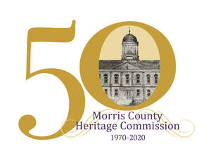 Carousel image 439b5a4710554f59d400 logo heritage commission 50th with courthouse