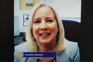 Loretta Radulic, Roxbury Schools