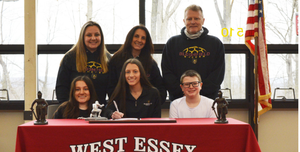 West Essex Girls Soccer Player Abby Lonergan to Continue Playing in College
