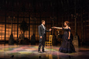 Carousel image 06fa519c4afd6e5b7d15  l r  boyd gaines  andrew veenstra  and sierra boggess in the age of inn...