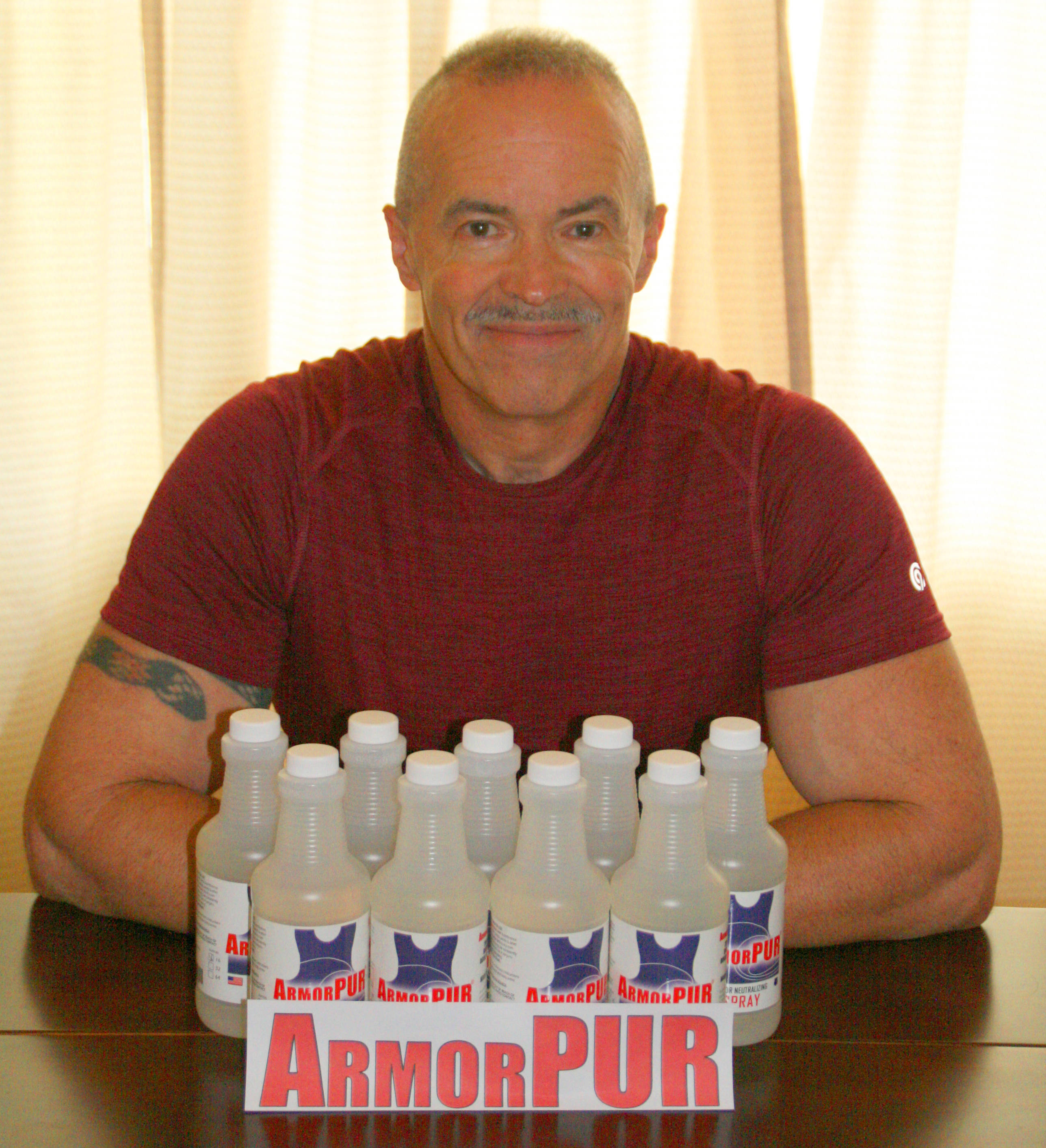 Montville Entrepreneurs Make Law Enforcement Officers' Armor Smell Sweeter