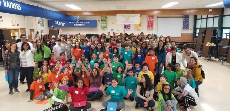 Education Enrichment Foundation (EEF) of Scotch Plains-Fanwood Hosts 11th Annual Leadership Training Conference