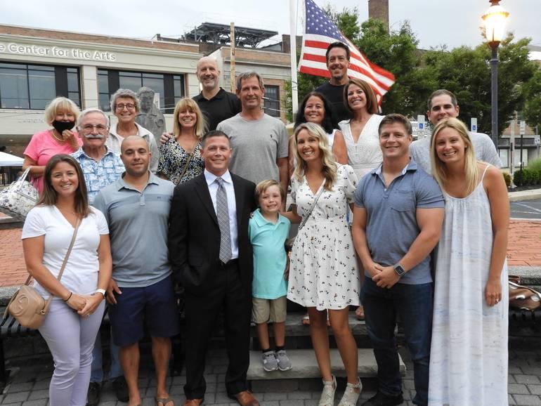 Sgt Gary Falco and Family.jpg