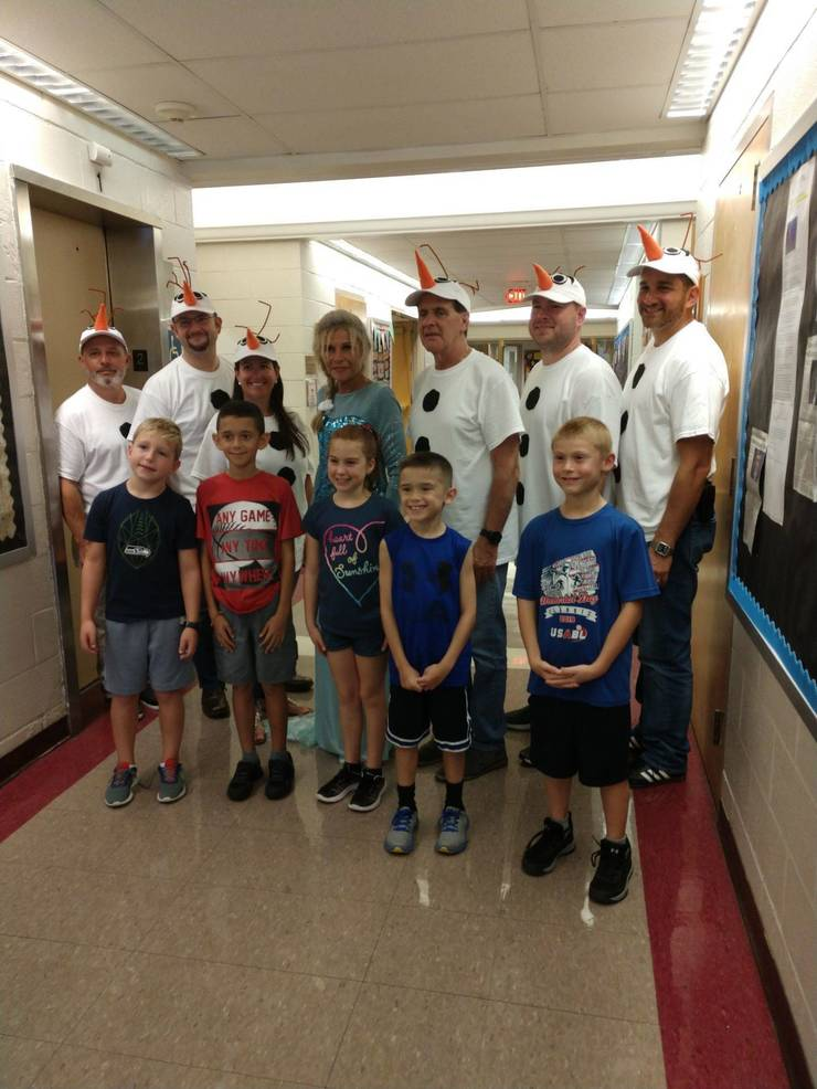 Totowa Library's Summer Reading Champs Get a 'Frozen' Treat