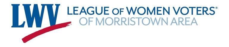 League of Women Voters Morristown Area