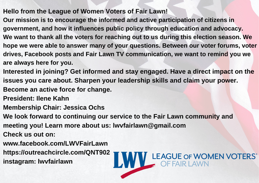Top story 70d18cc70552fbebf81b lwvfl thank you to voters