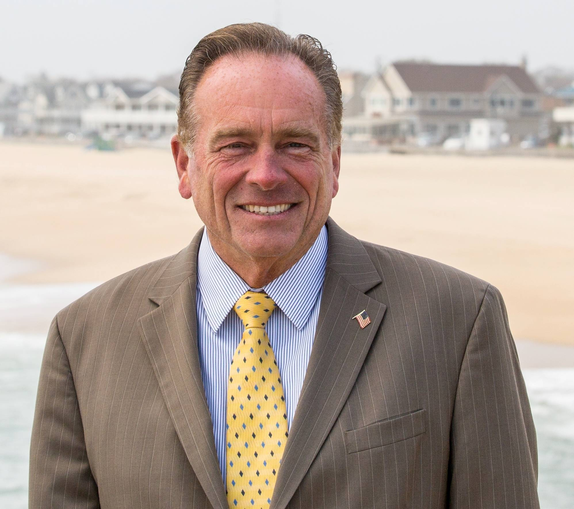 Councilman Mark Walsifer