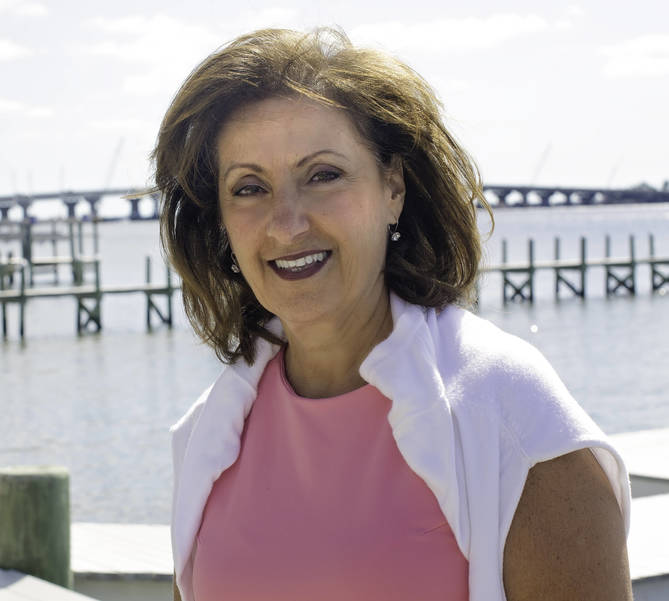Stafford Chamber of Commerce Business Spotlight: Marion Romano at Van Dyk Realty