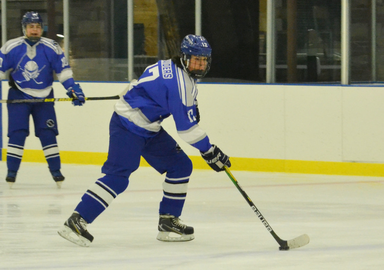 With four goals and five assists in just two games for Scotch Plains-Fanwood, Lucas Mackey is this week's Joint Motion Physical Therapy Athlete of the Week.