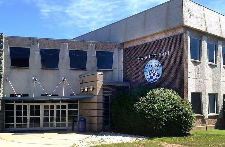 Magnet High School at the Union County VoTech campus on Raritan Road in Scotch Plains.