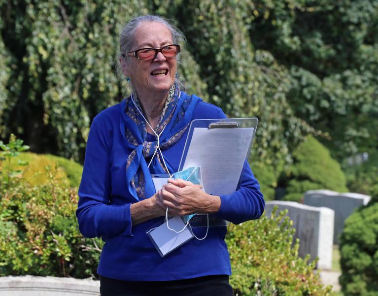 Martha Wells - President CTHS - photo by Tom Salvas.jpg