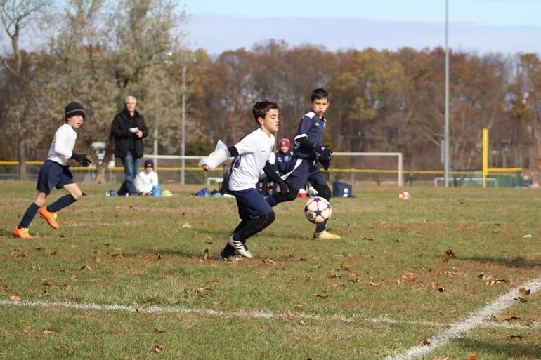 Berkeley Heights Hammers Crowned Champions of the U11 Mid New Jersey Youth Soccer League