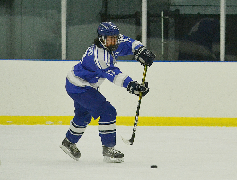 Scotch Plains-Fanwood hockey captain Lucas Mackey is this week's Joint Motion Physical Therapy Athlete of the Week.