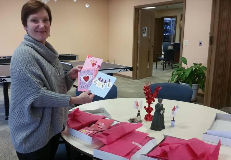 How Sweet It is……Franklin Woman's Club Offers Charitable Donations and  Acts of Kindness in Time for Valentine's Day