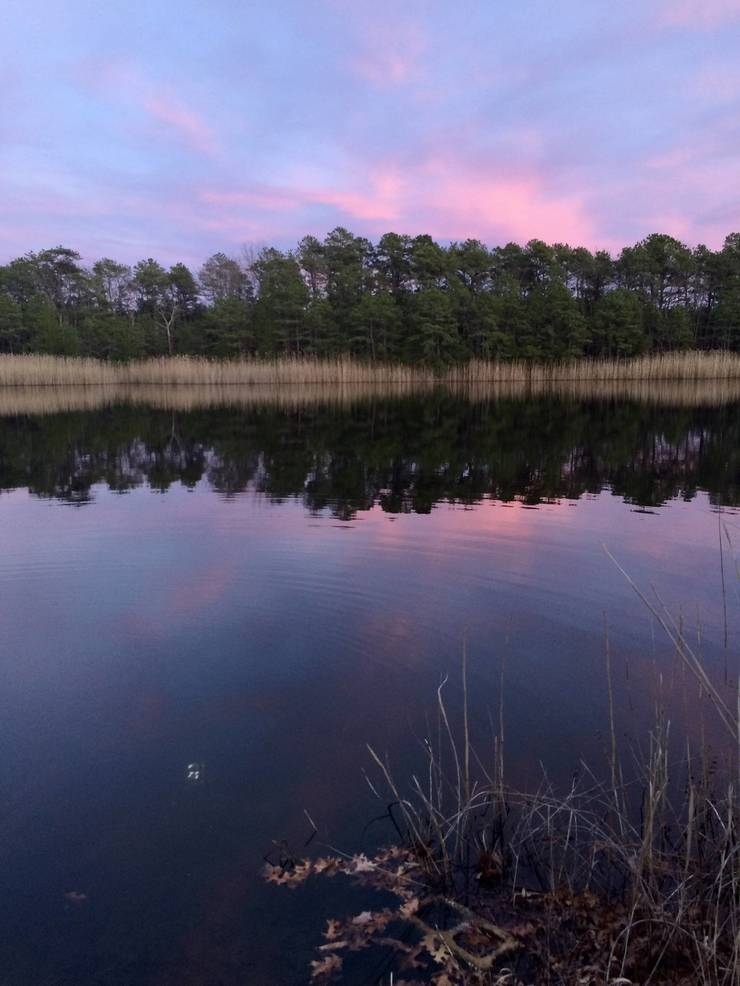 Picture of the Day: Reflections of A Fisherman's Sights