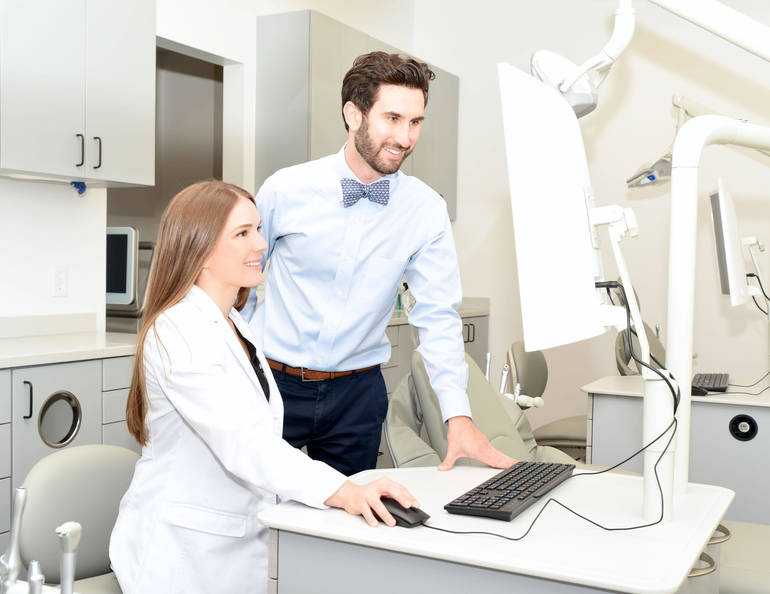 Newlywed Dentists Launch Pediatric Practice in Maplewood