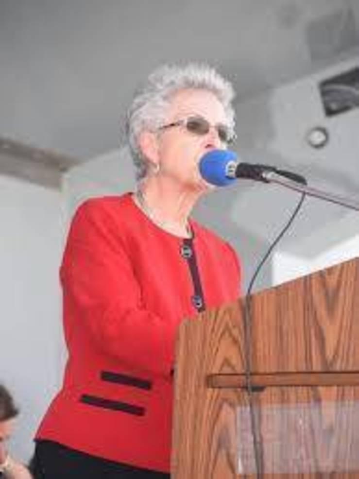 Little Egg Harbor Township Mayor Barbara J Crea