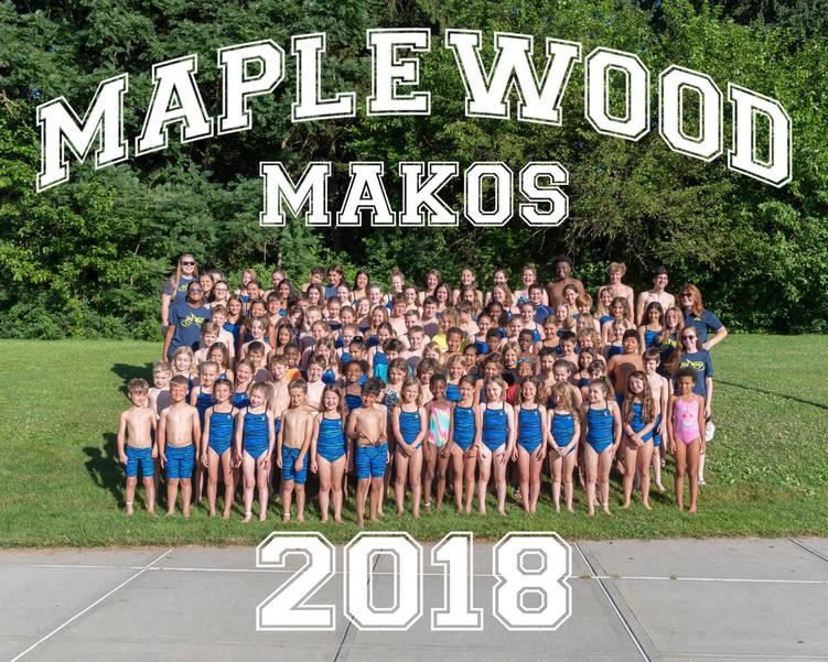 Maplewood Makos Finish Season 5-3; Raise More Than $6,000 for MEND