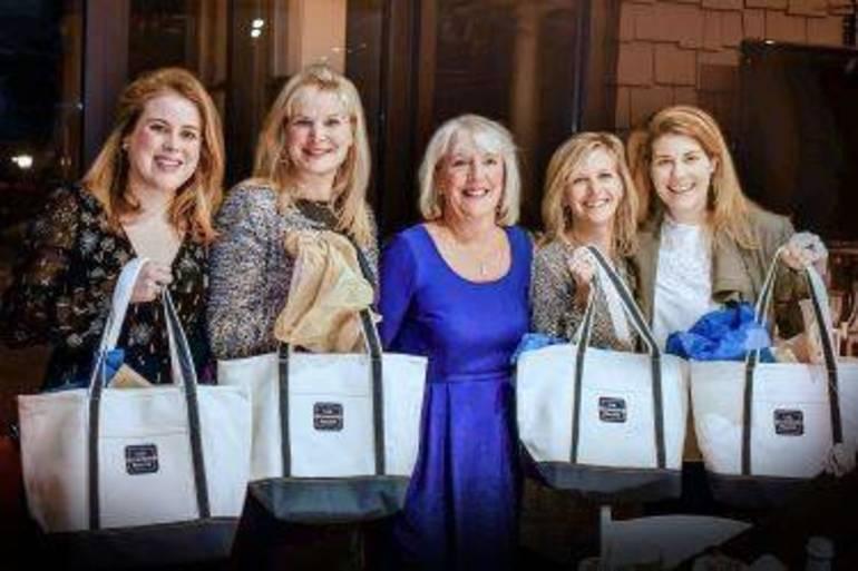 Marjorie Callahan, Tricia Gottlieb, Karen Schneider, Amy McLaughlin, and Blair Sheehan.jpg