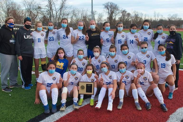 Girls Soccer: Mahopac Ties Somers to Share Title