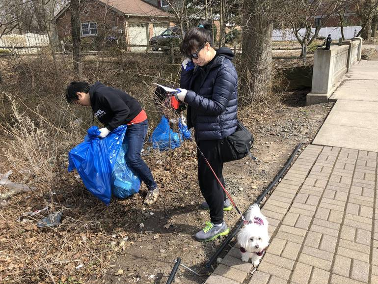 March 24 Clean Up - At Bridge Over Tributary 3.jpeg