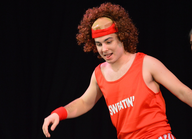 Marcello Cappuccio channels Richard Simmons.png