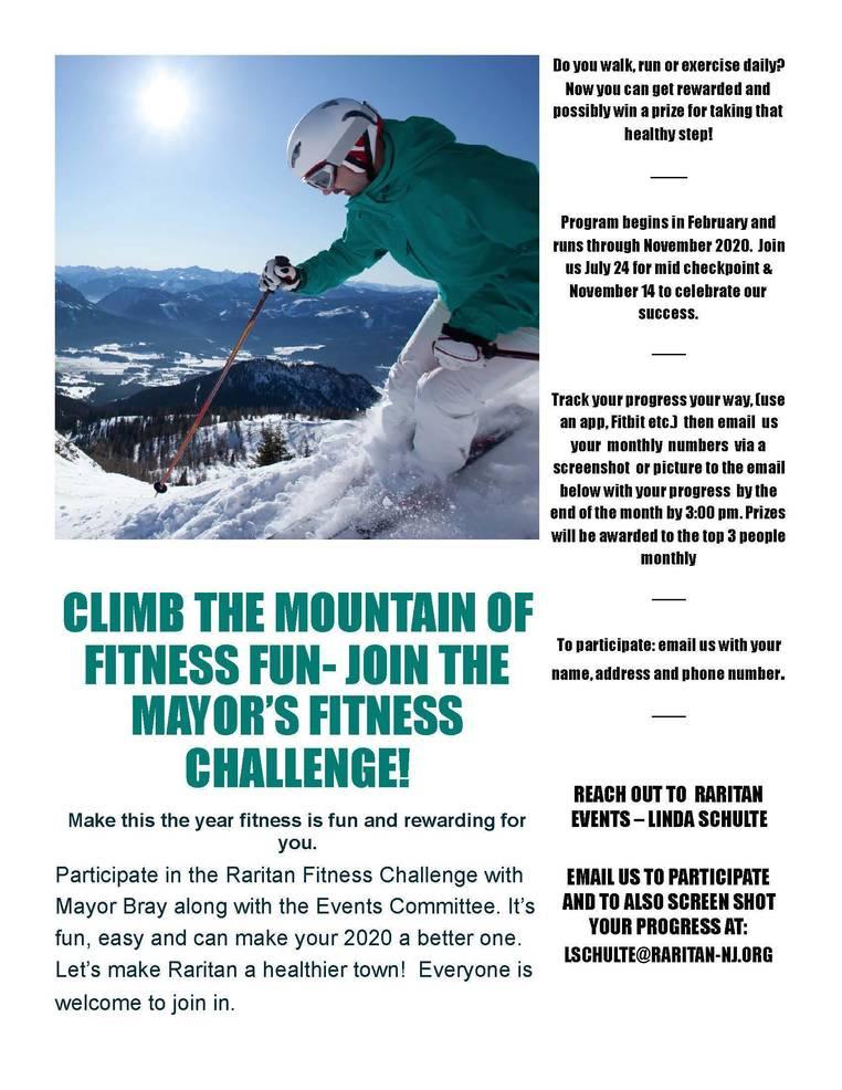 Mayor's Fitness Challenge